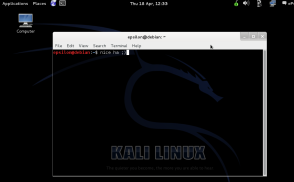 Kali Linux – the new toy from Offensive Security
